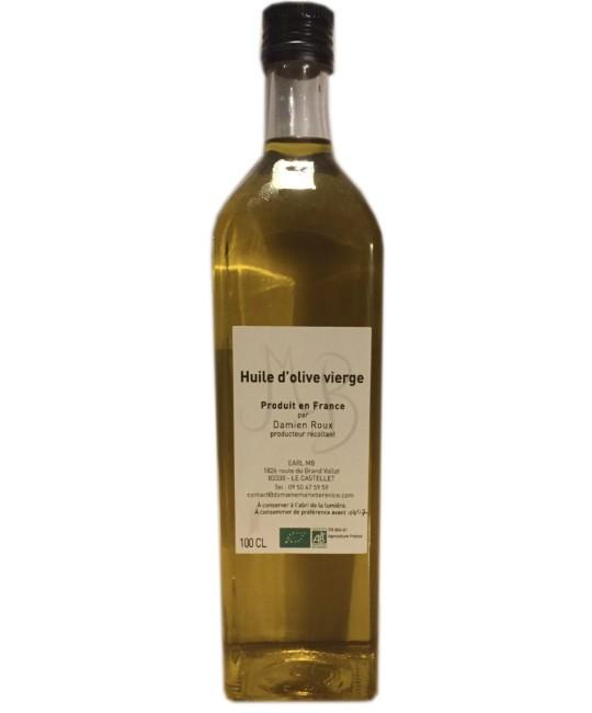 Berthes olivenolie