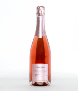 rosé champagne fra Pascal Devilliers