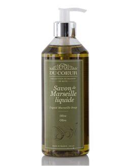 Oliven håndsæbe uden animalske fedtstoffer