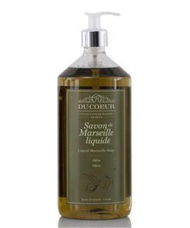 Oliven håndsæbe uden parabener/animalske fedtstoffer fra Savon de Marseille