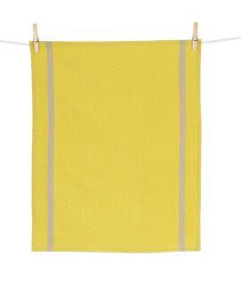 """Køkkenhåndklæde """"Soleil"""" fra Tissage Moutet"""