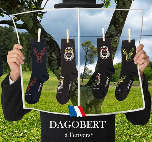 Berthes Dagobert herrestrømper