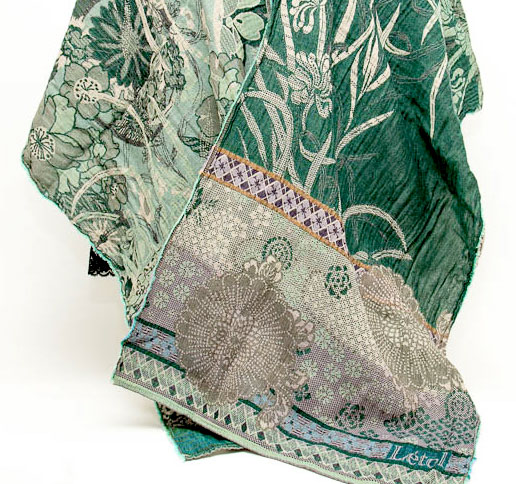 Berthes letol tørklæder