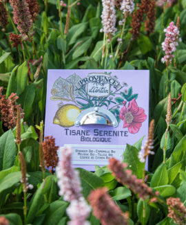 Tisane Senenite økologisk glutenfri, vegansk te