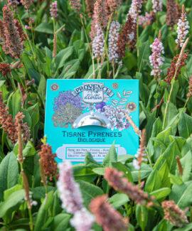 Tisane Pyrennes urtete - økologisk, glutenfri, vegansk te