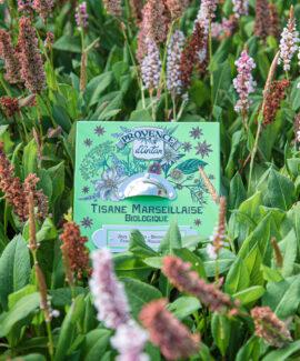 Tisane Marseillaise - økologisk glutenfri og vegansk urtete