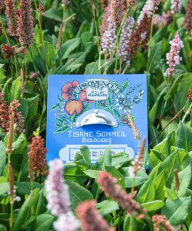 Tisane Sommeil urtete Vegansk økologisk te