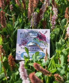 Tisane Jour d'amour urtete Vegansk, økologisk og glutenfri te